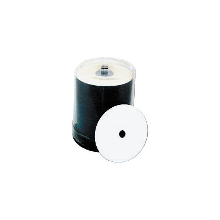 Taiyo Yuden4.7GB DVD-R, 16X, White Thermal, Everest Hub Printable, 100 Disc Spindle