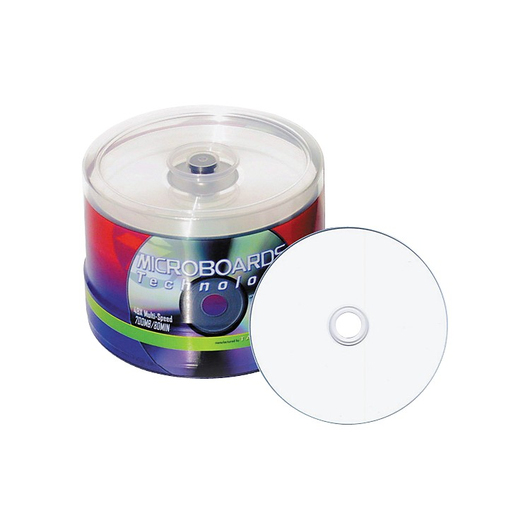 Taiyo Yuden 4.7GB DVD-R, White Inkjet Hub Printable, 100 Disc Spindle