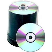Taiyo Yuden 4.7GB DVD+R, 16X, Silver Thermal, 100 Disc Spindle