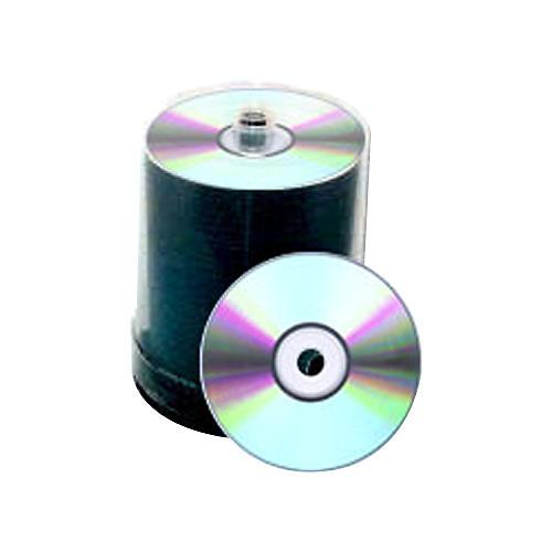 Taiyo Yuden 4.7GB DVD+R, 16X, Silver Thermal, 100 Disc Spindle-thumbnail
