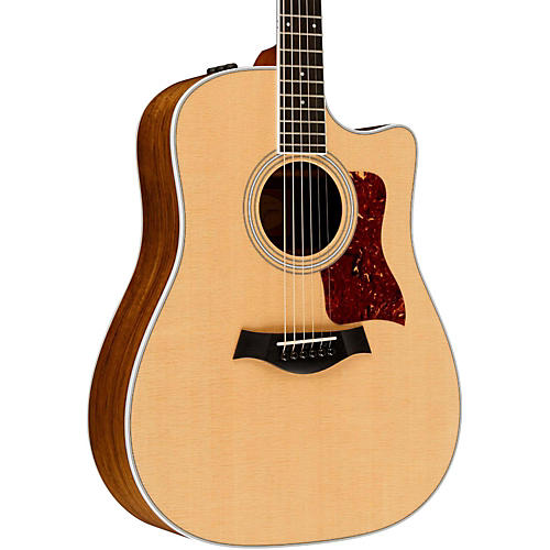 Taylor 400 Series 410ce Dreadnought Acoustic-Electric Guitar Natural