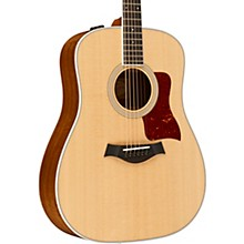 Taylor 400 Series 410e Dreadnought Acoustic-Electric Guitar Natural