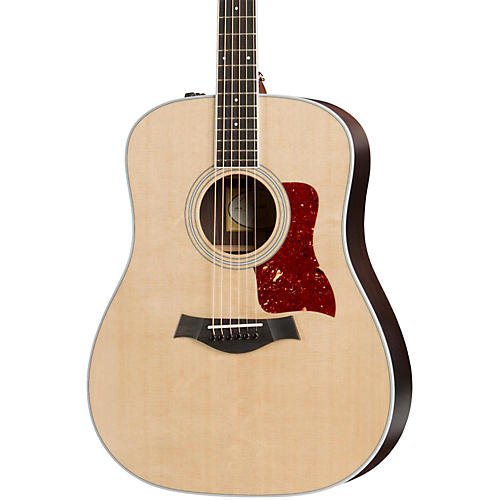 Taylor 400 Series 410e Rosewood Limited Edition Dreadnought Acoustic-Electric Guitar Natural