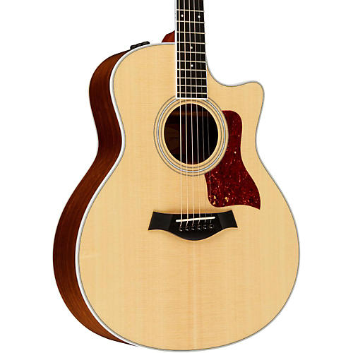 Taylor 400 Series 416ce Grand Symphony Cutaway Acoustic-Electric Guitar-thumbnail