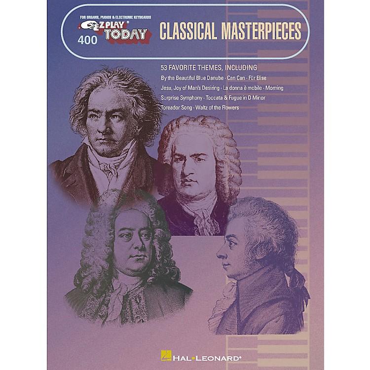 Hal Leonard400. Classical Masterpieces