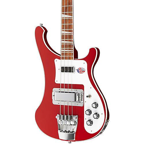 Rickenbacker 4003 Bass Ruby Red