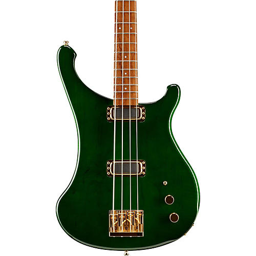 Rickenbacker 4004 Cii Cheyenne Electric Bass Transparent Green