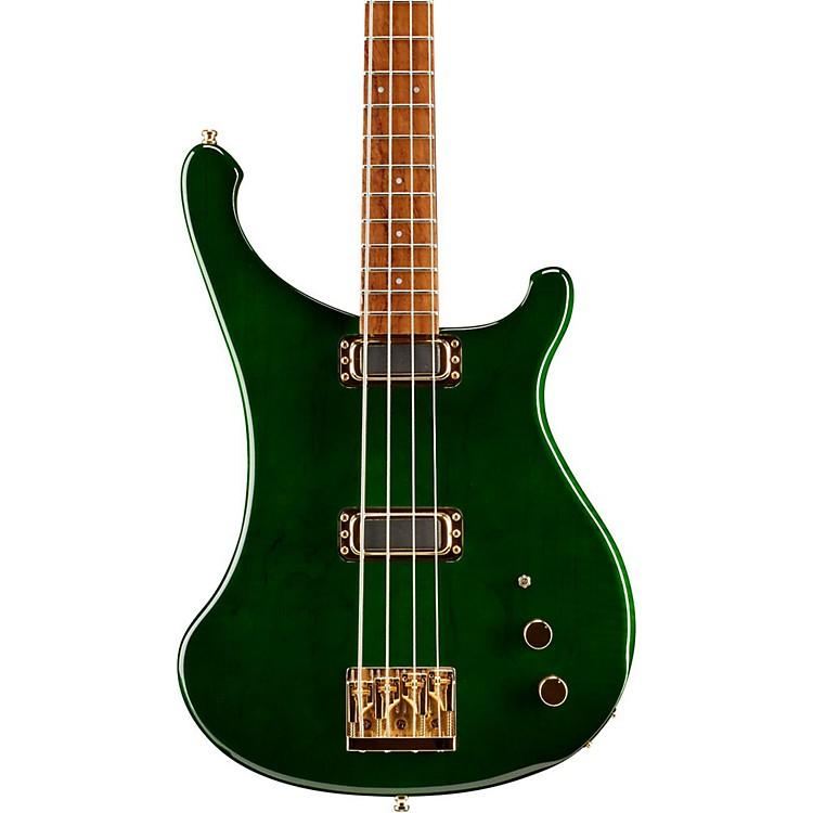 Rickenbacker4004 Cii Cheyenne Electric BassTransparent Red