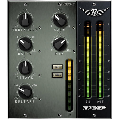 McDSP 4030 Retro Compressor HD v5