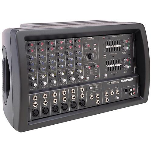 Mackie 406M Powered Mixer