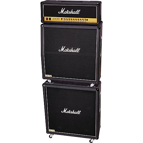 Marshall 4100 Head with 1960A & 1960B Cabinet Package-thumbnail