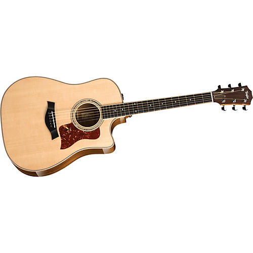 Taylor 410CE Limited Edition Tasmanian Blackwood Dreadnought Cutaway Acoustic-Electric Guitar-thumbnail