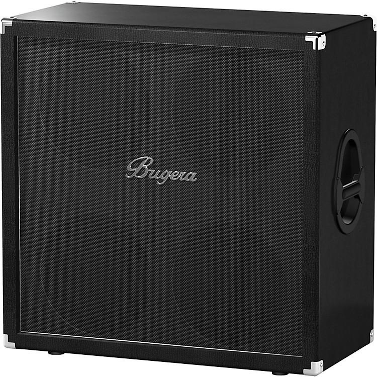 Bugera412F-BK Classic 200W 4x12 Guitar Speaker Cabinet