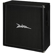 Open Box Diezel 412RV 280W 4x12 Rear Loaded Guitar Amplifier Cabinet