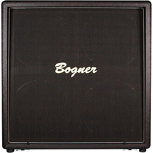 Bogner 412STU 210W 4x12 Uberkab Guitar Speaker Cabinet Comet Straight Black Straight
