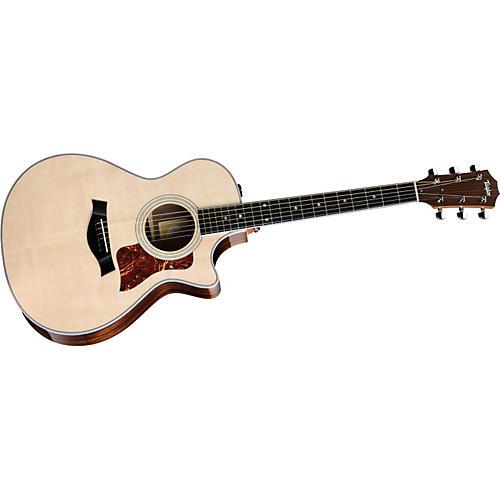 Taylor 412ce-LTD-R Acoustic-Electric Guitar