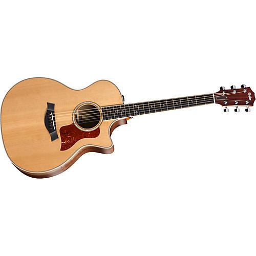 taylor 414ce ltd grand auditorium acoustic electric guitar musician 39 s friend. Black Bedroom Furniture Sets. Home Design Ideas