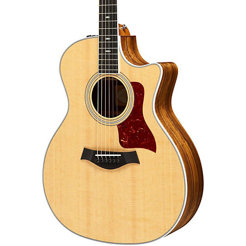 Taylor 414ce Ovangkol/Spruce Grand Auditorium Acoustic-Electric Guitar-thumbnail