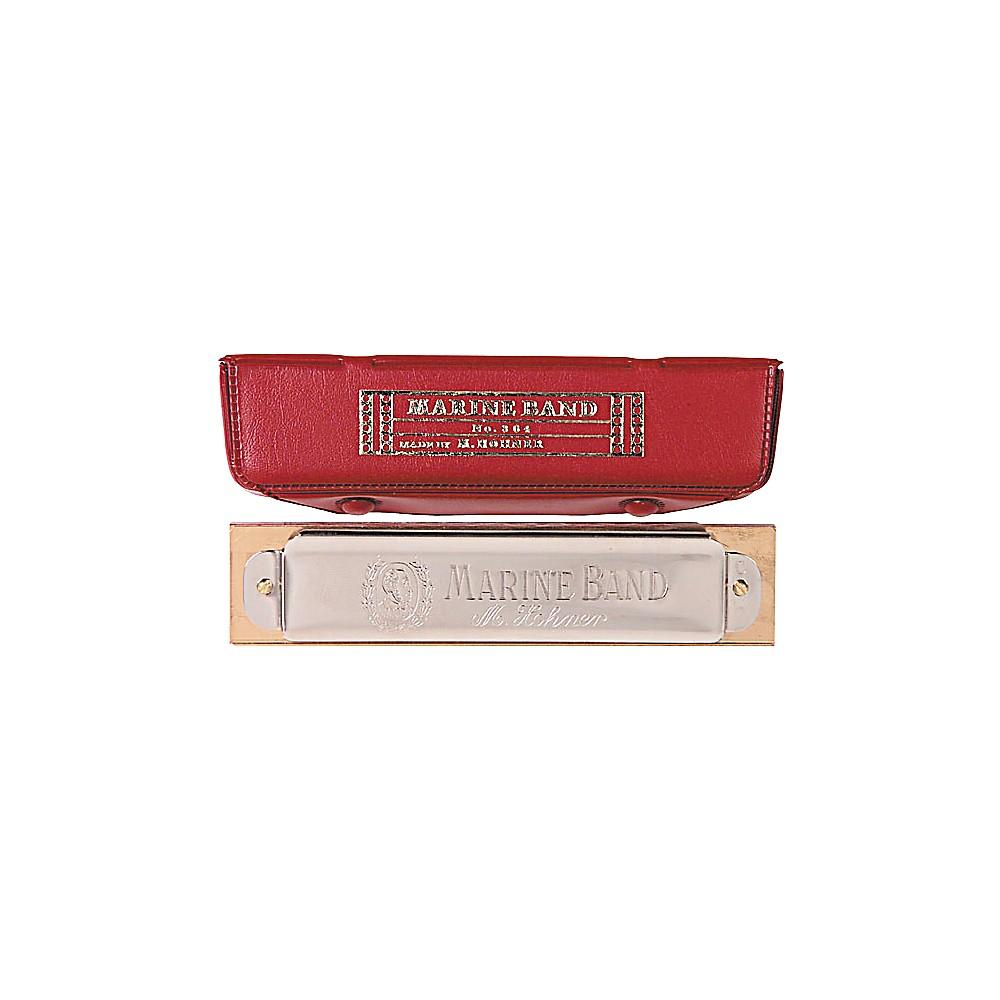 Hohner 364 24 Marine Band Harmonica Key of C : eBay