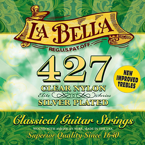LaBella 427 Pacesetter Elite Classical Guitar Strings-thumbnail