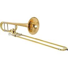 Bach 42A Stradivarius Trombone with Hagmann Valve 42AG Gold Brass Bell Standard Slide
