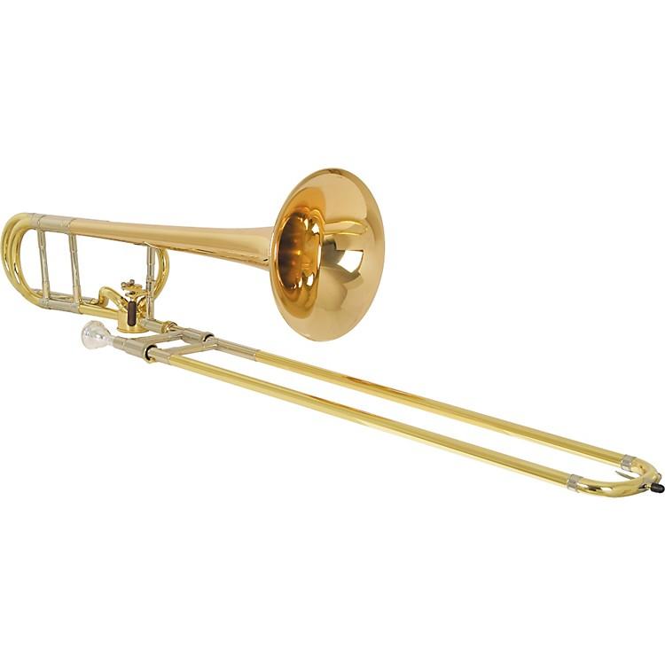 Bach42A Stradivarius Trombone with Hagmann ValveLT42AG Gold Brass Bell Lightweight Slide
