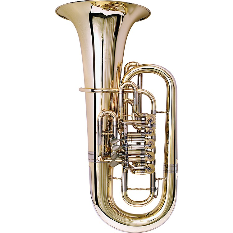 Meinl Weston45 SLZ 6/4 5 Rotary Valve F Tuba