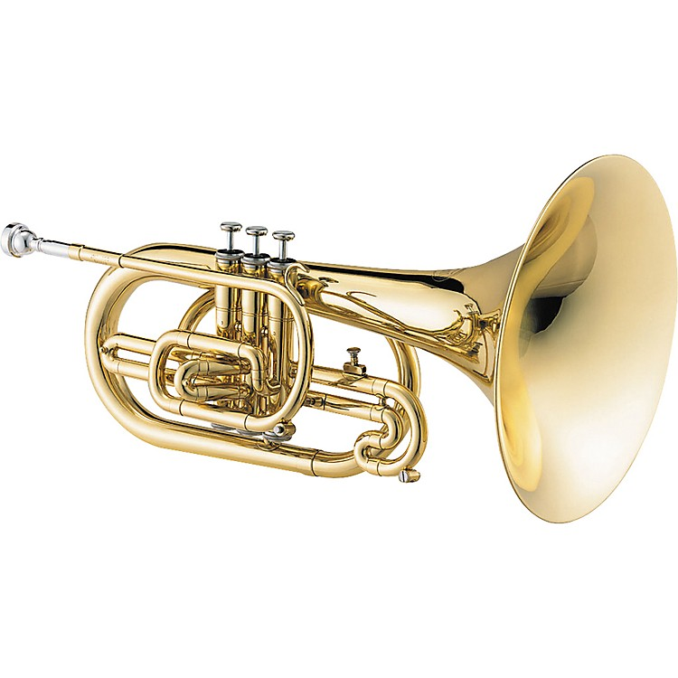 Jupiter 450 Series Marching F Mellophone 450S Silver