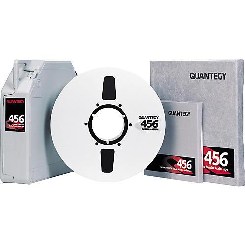 Quantegy 456 Reel-To-Reel Recording Tape (1/4