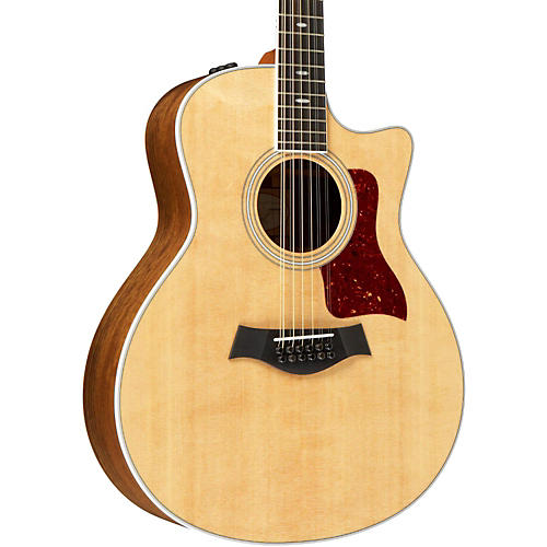 Taylor 456ce Ovangkol/Spruce Grand Symphony 12-String Acoustic-Electric Guitar