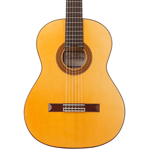 Cordoba 45FM Acoustic Nylon String Flamenco Guitar-thumbnail
