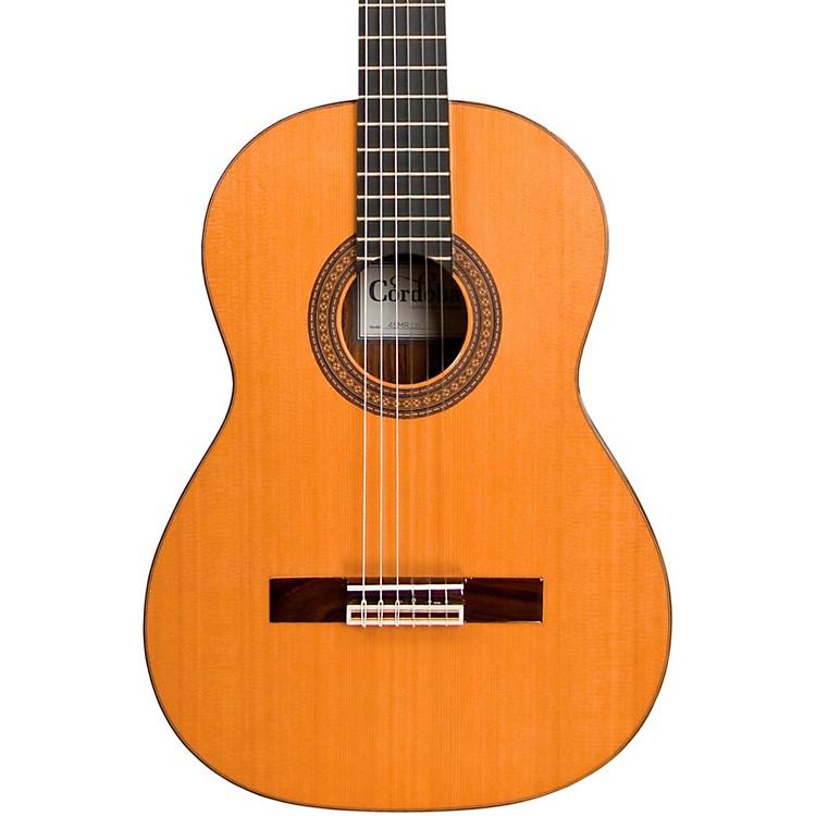Cordoba45MR Nylon String Acoustic Guitar CD/MRNatural