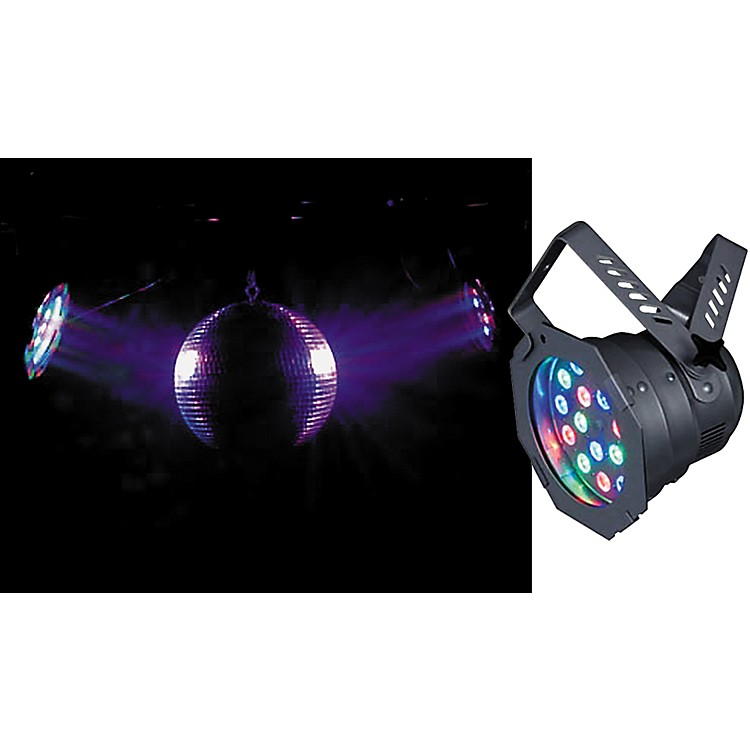 American DJ46HP LED Pro PAR Can Light