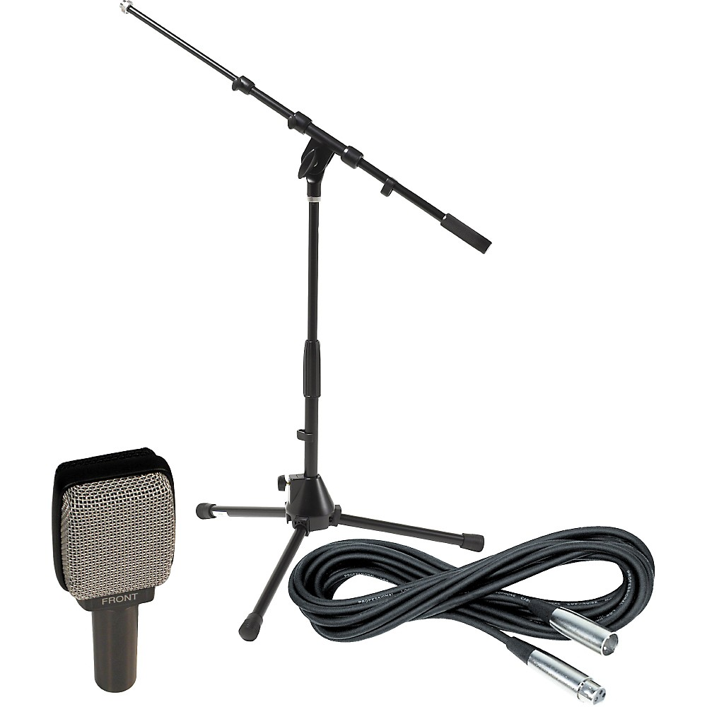 sennheiser e609 dynamic guitar mic with stand and cable 4044155000238 ebay. Black Bedroom Furniture Sets. Home Design Ideas