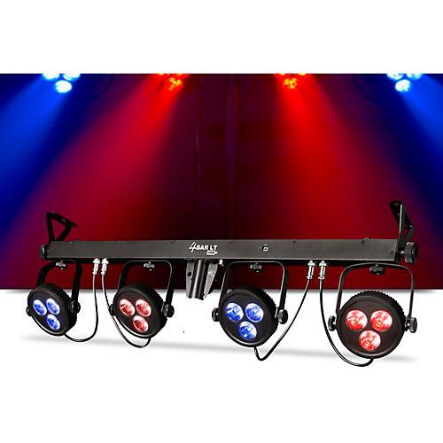 CHAUVET DJ 4BAR LT USB LED Wash Light Effect System-thumbnail