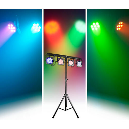 CHAUVET DJ 4BAR USB LED Wash/Effect Projection Lighting Effect-thumbnail