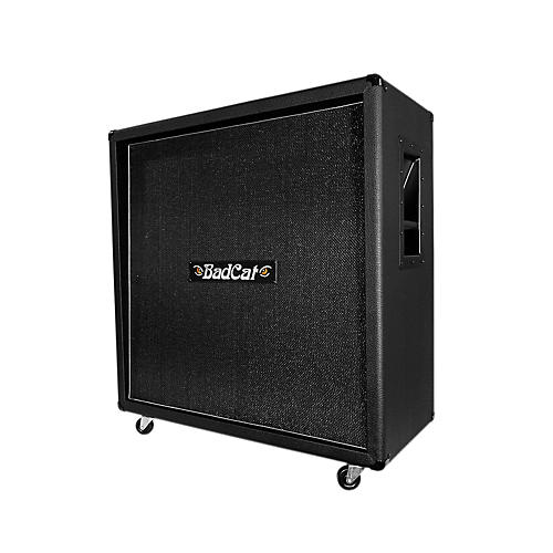 Bad Cat 4x12 Guitar Speaker Cabinet Black