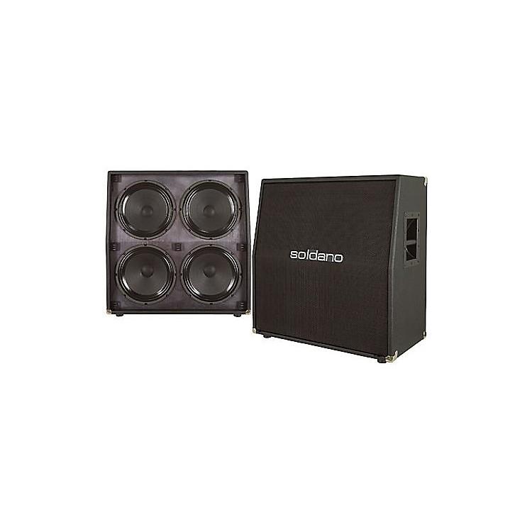Soldano4x12 Slant Speaker Cabinet