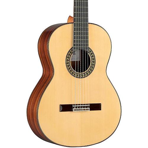Alhambra 5 Fp Flamenco Acoustic Guitar Gloss Natural