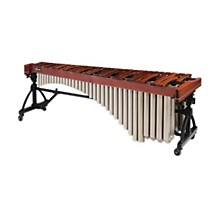 Majestic 5-Octave Rosewood Bar Marimba