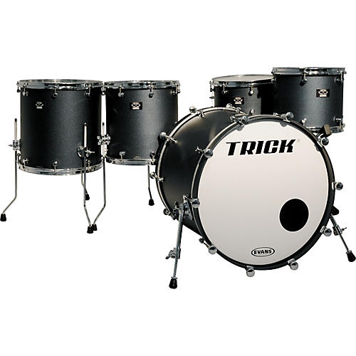 Trick Drums 5-Piece AL13 Fusion Shell Pack