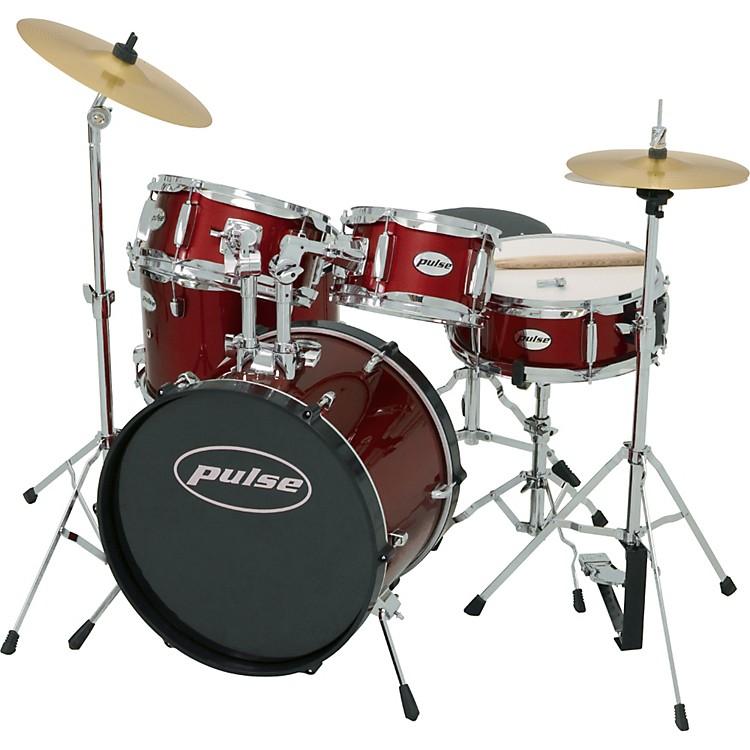 Pulse5-Piece Junior Drum SetBlack