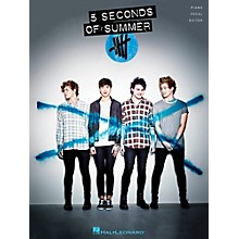 Hal Leonard 5 Seconds Of Summer - Piano/Vocal/Guitar Songbook