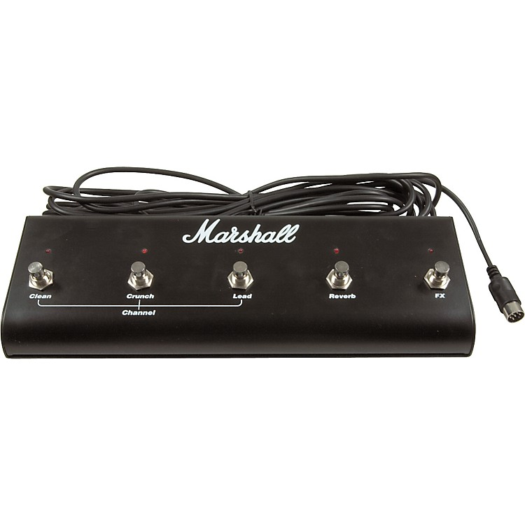 Marshall 5-Way Footswitch TSL