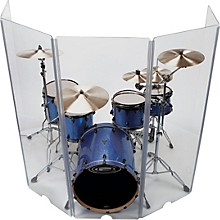 Control Acoustics 5-piece Acrylic Drum Shield