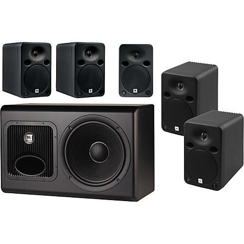 jbl 5 1 surround sound system musician 39 s friend. Black Bedroom Furniture Sets. Home Design Ideas