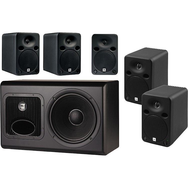 JBL 5.1 Surround Sound System