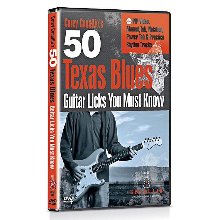 eMedia50 Texas Blues Licks You Must Know DVD