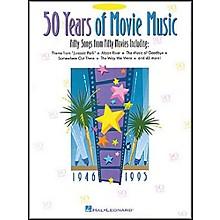 Hal Leonard 50 Years Movie Music for Alto Sax