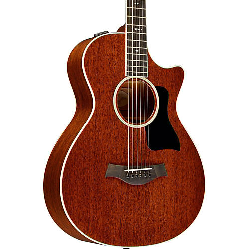 Taylor 500 Series 2014 522ce 12-Fret Grand Concert Acoustic-Electric Guitar
